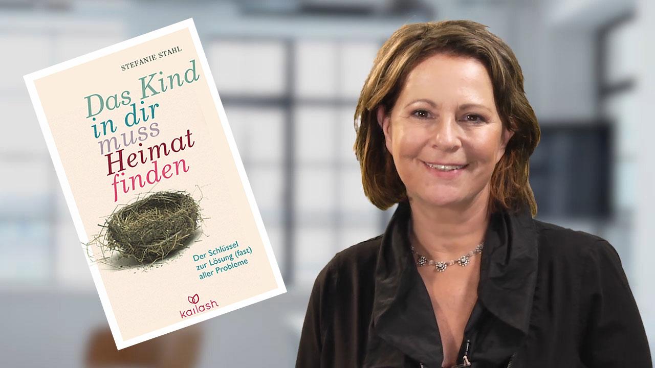 Video Kurs Von Stefanie Stahl Das Kind In Dir Muss Heimat Finden