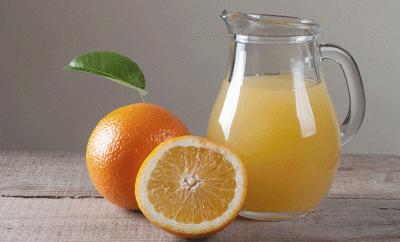 Orangen strotzen vor Vitamin C.
