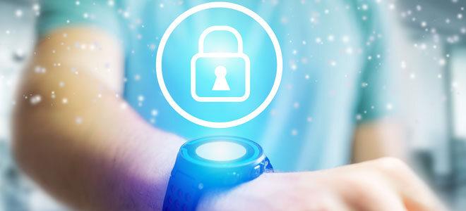 Eine Fitnessuhr mit guten Datenschutz