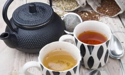 Tees die die Verdauung anregen