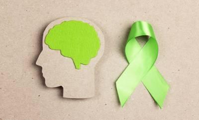 Sinnbild für das Bewusstsein für Demenz, gegen die Spermidin womöglich helfen kann
