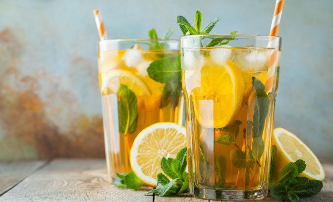 Sommer-Tees