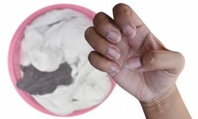Waschmittelallergie - Hautirritationen